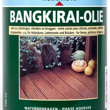 Hermadix Bangkirai Olie 0,75 Liter