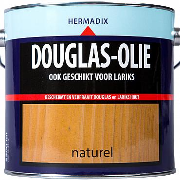 Hermadix Douglas Olie Naturel 2,5 Liter