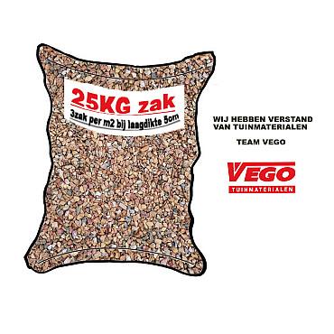25 kg Grauwacke split 2-8 mm