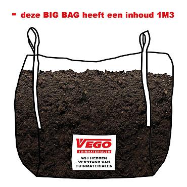 BigBag Bemeste Tuinaarde 1 m³