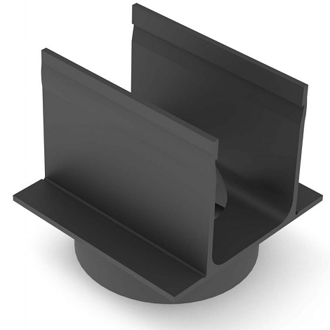 ACO Slimline Onderuitloop 80mm