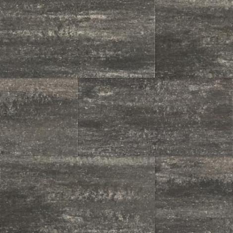 60Plus Soft Comfort 30x60x4 cm Grijs/Zwart