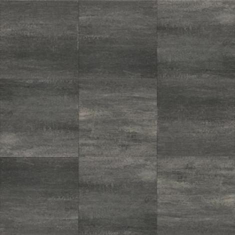 60Plus Soft Comfort 60x60x4 cm Grijs/Zwart