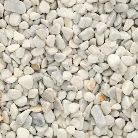 25 kg Carrara rond 16-25 mm