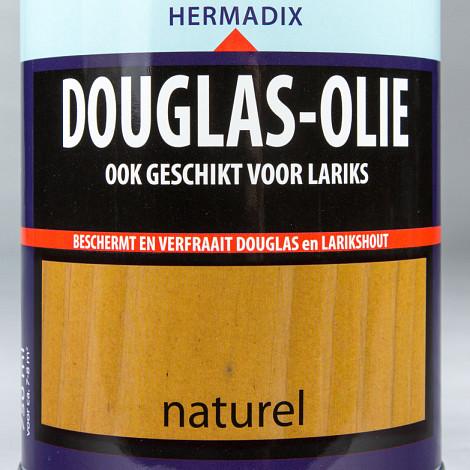 Hermadix Douglas Olie Naturel 0,75 Liter