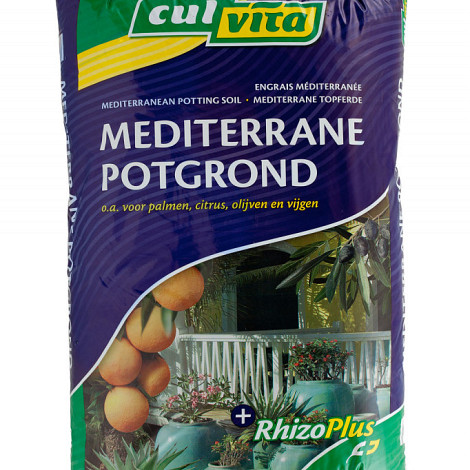 40 ltr. Culvita Mediterrane Potgrond