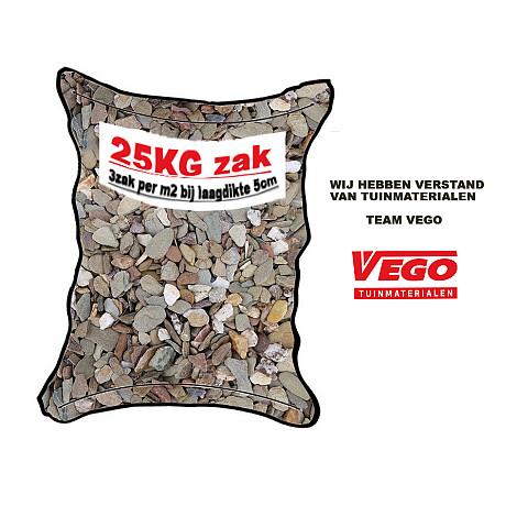 25 kg Flachkorn 8-16 mm