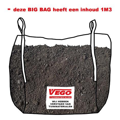 BigBag Bosgrond 1 m³