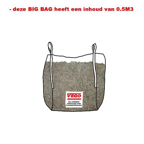 BigBag Ophoogzand 0,5 m³