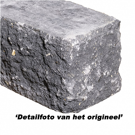 Cliff Walling Antraciet 30x12x12cm