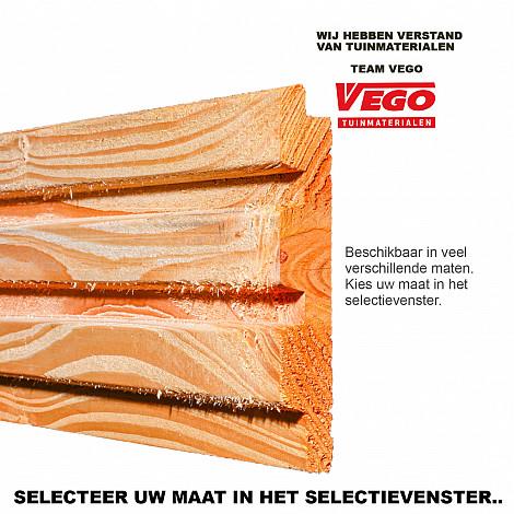 Douglas Geschaafd Design Rabat 2,2x13,3x300cm