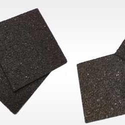 Rubber tegeldrager 10x10x1 cm