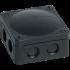 560051   Wiska Kabeldoos 308/leeg M20 zwart