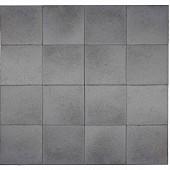 Grootformaattegel 50x50x5 grijs GF HK