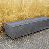 Schellevis Zitelement 100x60x40cm Carbon