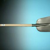 ACTIE schepbats met essen Schopsteel 110 cm ¾ O