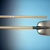ACTIE schepbats met essen Batsesteel  130 cm ¾ O