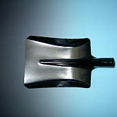 Ballastschop, IDEAL nr.4,  staal,  27 x 34 cm,  zonder steel