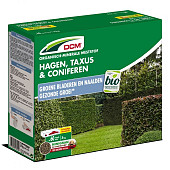 DCM Meststof Hagen, Taxus & Coniferen NPK 5-3-6 + 2 MgO doos á 3 kg.