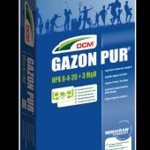DCM Gazon Pur® (minigran®) 8-4-20 +3% MgO zak á 25 kg.