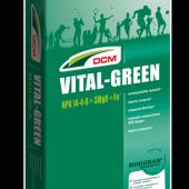 DCM Vital-Green (minigran®) 14-4-8+3% MgO+Fe zak á 25 kg.