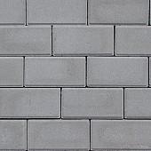 BSS 8cm KOMO grijs met deklaag 36st/lg
