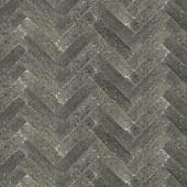 Abbeystones 20x5x7 cm Grijs/zwart met deklaag