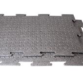 Valdempplaat t.b.v kunstgras 18mm  80x120 cm  (1.16 stuks per m2 )
