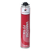 Varistone PU Fix Pistoolspuitlijm Geelbruin 750 ml