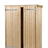 Tuinkast Zonnebloem 190 x 137 x 70 cm (HxBxD).