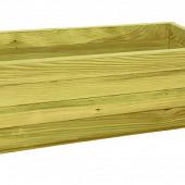 Bloembak rechthoek 32 x 92 x 42 cm (HxBxD).