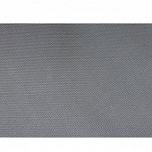 Harmonicadoek Teflon 290 x 400 cm, incl. bevestigingsmaterialen, grey.