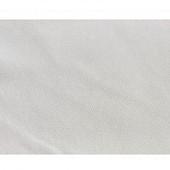 Harmonicadoek Teflon 290 x 400 cm, incl. bevestigingsmaterialen, off white.