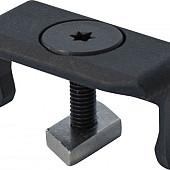 Standaard clip t.b.v. terrasmontagesysteem, 100 stuks.