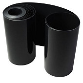 Bamboe control HDPE 1,0 mm 0,64 x 3 m'