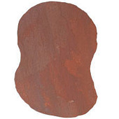 Flagstone Staptegels Deccan Red