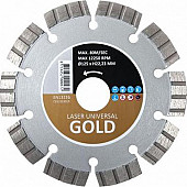 Diamantblad Gold Laser Uni 125