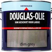 Hermadix Douglas Olie Dim Grey 2,5 Liter