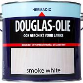 Hermadix Douglas Olie Smoke White 2,5 Liter