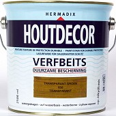 Hermadix Houtdecor Transparant 656 2,5 Liter