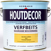 Hermadix Houtdecor Transparant 659 2,5 Liter