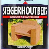 Hermadix Steigerhoutbeits Zandbeige 0,75 Liter