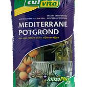 Mediterrane Potgrond