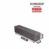 Decor Block Antraciet 40x10x10cm