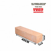 Decor Block Zandsteen 40x10x10cm