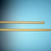 Harksteel IKAPÉ 170 x 2,8 cm., punt 60 / 20 mm. (Stalbezem) code, FSC 100%, COC nummer CU-COC-808410.