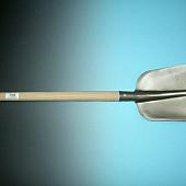 ACTIE Steekbats 1/4 000 met essen PE schopsteel 110 cm. ongewaxt